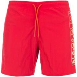 Odjeća Muškarci  Kupaći kostimi / Kupaće gaće Napapijri NP0A4E1J Crvena