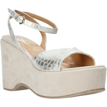 Obuća Žene  Sandale i polusandale Grace Shoes 104003 Bež