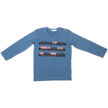 Odjeća Djeca Majice dugih rukava Melby 70C5524 Plava