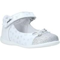 Obuća Djevojčica Balerinke i Mary Jane cipele Melania ME0100A0S.A Bijela