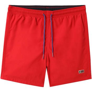 Odjeća Muškarci  Kupaći kostimi / Kupaće gaće Napapijri NP0A4EB2 Crvena