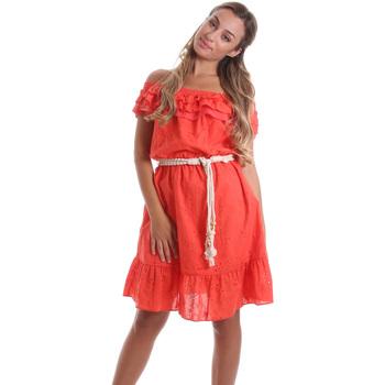 Odjeća Žene  Kratke haljine Liu Jo FA0173 T4191 Naranča
