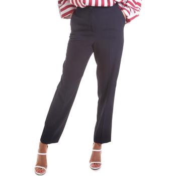Odjeća Žene  Chino hlačei hlače mrkva kroja Liu Jo WA0398 T4164 Plava