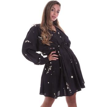 Odjeća Žene  Kratke haljine Liu Jo FA0082 T5976 Crno