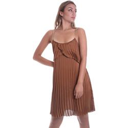 Odjeća Žene  Kratke haljine Liu Jo FA0032 T5957 Smeđa