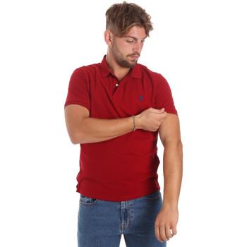Odjeća Muškarci  Polo majice kratkih rukava U.S Polo Assn. 55957 41029 Crvena
