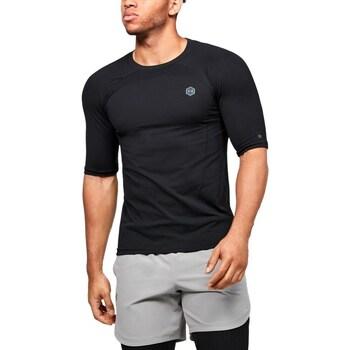 Odjeća Muškarci  Majice kratkih rukava Under Armour UA Rush HG Seamless Compression Crna