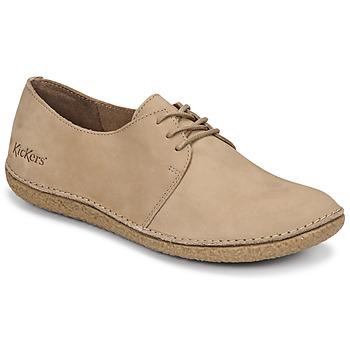 Obuća Žene  Derby cipele Kickers HOLSTER Bež