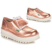 Obuća Žene  Derby cipele Kickers KICKOUCLASS Ružičasta