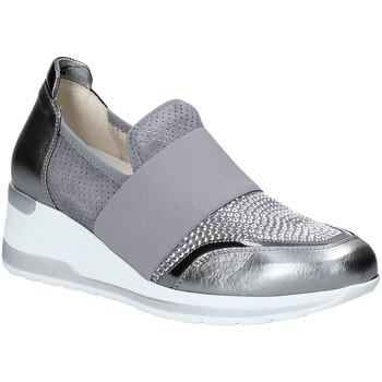 Obuća Žene  Slip-on cipele Melluso R20413 Srebro
