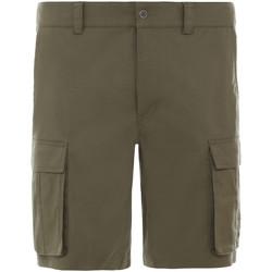 Odjeća Muškarci  Bermude i kratke hlače The North Face NF0A4CAL7D61 Zelena