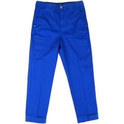 Odjeća Žene  Chino hlačei hlače mrkva kroja Fornarina BE171L73G29112 Plava