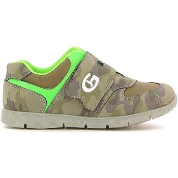 Obuća Djeca Niske tenisice Grunland PP0157 Zelena