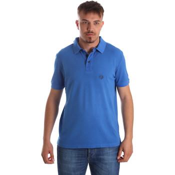 Odjeća Muškarci  Polo majice kratkih rukava Gaudi 911BU64063 Plava