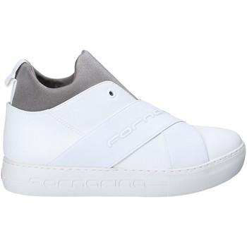 Obuća Žene  Slip-on cipele Fornarina PI18YM1063VT09 Bijela