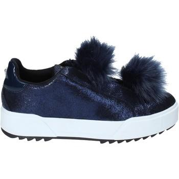 Obuća Žene  Slip-on cipele Apepazza HYB04 Plava