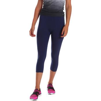 Odjeća Žene  Tajice Key Up 5LI23 0001 Plava
