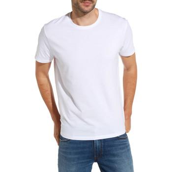 Odjeća Muškarci  Majice kratkih rukava Wrangler W7500F Bijela