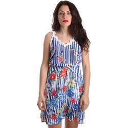 Odjeća Žene  Kratke haljine Fracomina FR19SP563 Plava