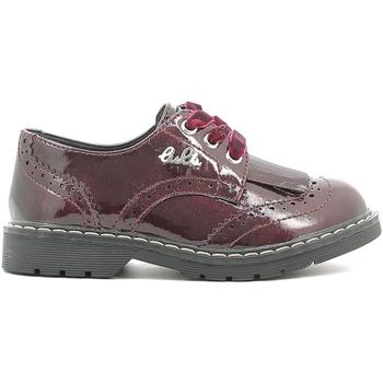 Obuća Djeca Derby cipele Lulu LL130007S Crvena