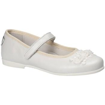 Obuća Djevojčica Balerinke i Mary Jane cipele Melania ME2186D8E.B Bijela