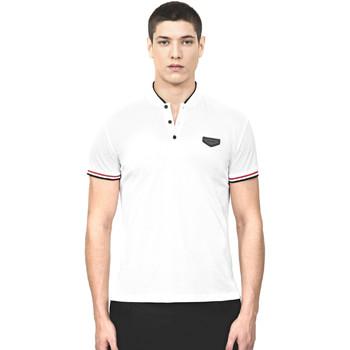 Odjeća Muškarci  Polo majice kratkih rukava Antony Morato MMKS01467 FA100083 Bijela