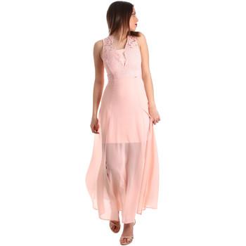 Odjeća Žene  Duge haljine Gaudi 911FD15004 Ružičasta