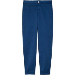Odjeća Žene  Chino hlačei hlače mrkva kroja NeroGiardini E060100D Plava