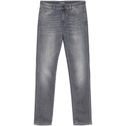 Odjeća Muškarci  Slim traperice NeroGiardini E070610U Siva