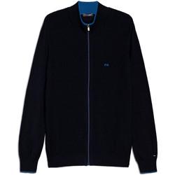 Odjeća Muškarci  Veste i kardigani NeroGiardini E074560U Plava