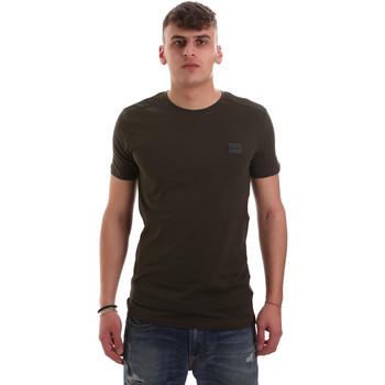 Odjeća Muškarci  Majice kratkih rukava Antony Morato MMKS01417 FA120001 Zelena