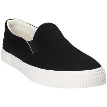 Obuća Muškarci  Slip-on cipele Gas GAM810165 Crno