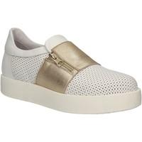 Obuća Žene  Slip-on cipele Exton 1904 Bijela