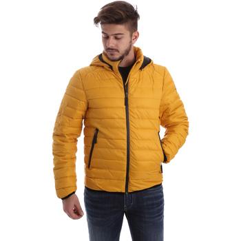 Odjeća Muškarci  Pernate jakne Byblos Blu 669501 Žuta boja