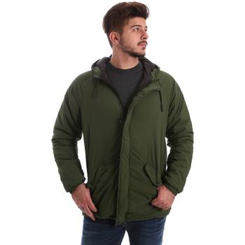 Odjeća Muškarci  Pernate jakne Rifle 48381 RF700 Zelena