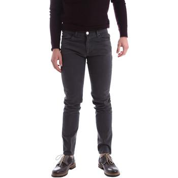 Odjeća Muškarci  Hlače s pet džepova Sei3sei 02396 Siva