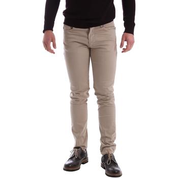 Odjeća Muškarci  Hlače s pet džepova Sei3sei 02396 Bež