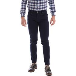 Odjeća Muškarci  Hlače s pet džepova Sei3sei 02696 Plava