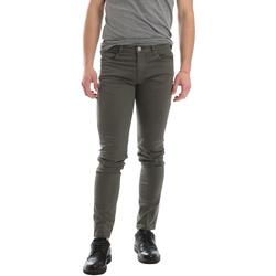 Odjeća Muškarci  Hlače s pet džepova Sei3sei 02696 Zelena