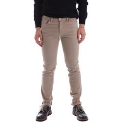 Odjeća Muškarci  Hlače s pet džepova Sei3sei 02696 Bež