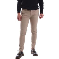 Odjeća Muškarci  Chino hlačei hlače mrkva kroja Sei3sei 02396 Bež