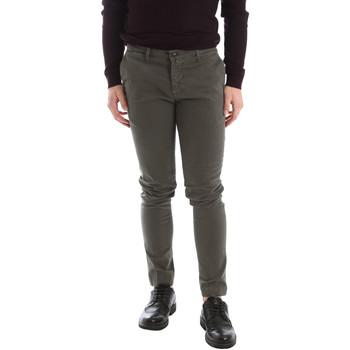 Odjeća Muškarci  Chino hlačei hlače mrkva kroja Sei3sei 02396 Zelena