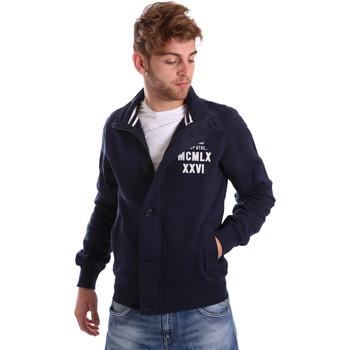 Odjeća Muškarci  Kratke jakne Key Up FGS7 0001 Plava