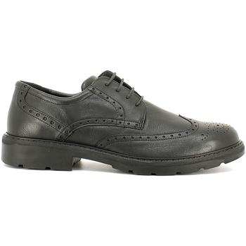 Obuća Muškarci  Derby cipele Enval 6872 Crno
