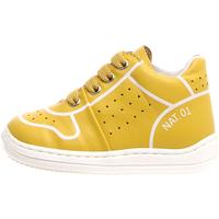 Obuća Djeca Visoke tenisice Naturino 2013460-01-0G04 Žuta boja