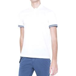 Odjeća Muškarci  Polo majice kratkih rukava Antony Morato MMKS00999 FA100083 Bijela