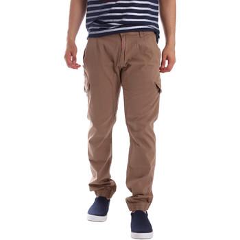 Odjeća Muškarci  Cargo hlače Gaudi 71BU25013 Bež