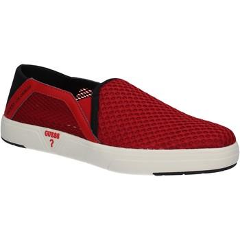 Obuća Muškarci  Slip-on cipele Guess FMYAL2 FAB12 Crvena