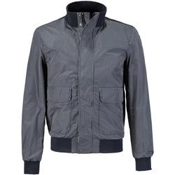 Odjeća Muškarci  Kratke jakne Geox M7220T TQ199 Plava