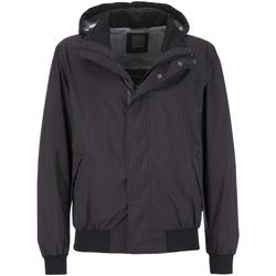 Odjeća Muškarci  Kratke jakne Geox M7221D T2381 Crno